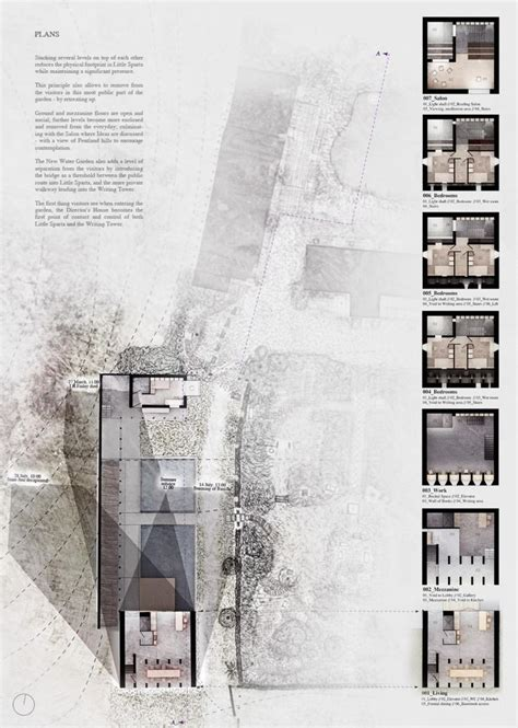 architecture design plans architectural presentation drawings plans search