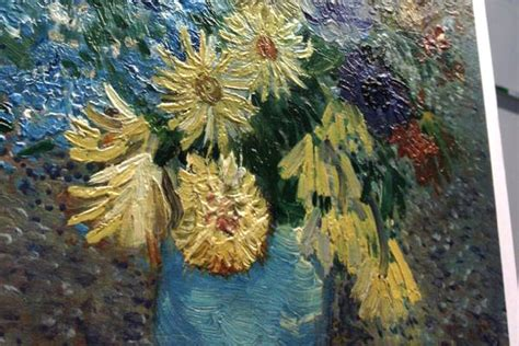 Painting 3d Printed by 3d Printer Duplicates Paintings To The Last Brush