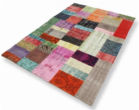 Tapis Patchwork by Tapis Patchwork Multi Manufacture Brunetti
