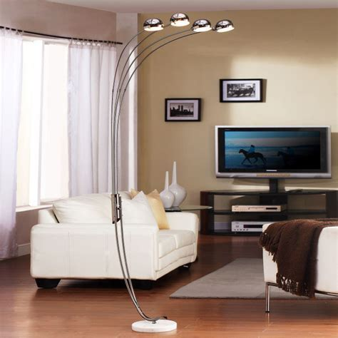 Contemporary Floor Lamps for More Decorative Elements