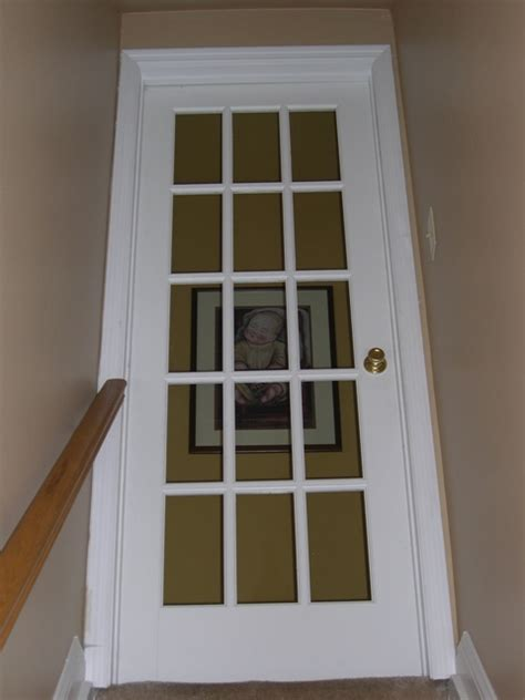 door to basement cozy your home