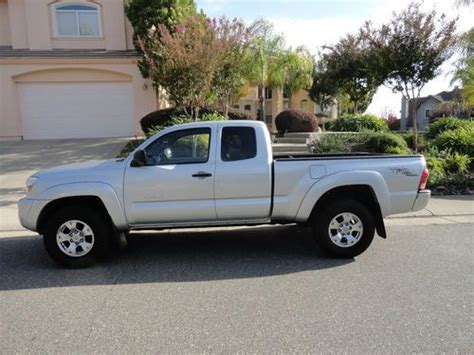 2005 Toyota Tacoma Extended Cab For Sale Sell Used 2005 Toyota Tacoma Pre Runner Extended Cab