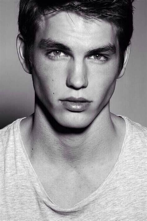 hairstyles for sharp jaw line jawline so sharp it could slice my heart in two b w