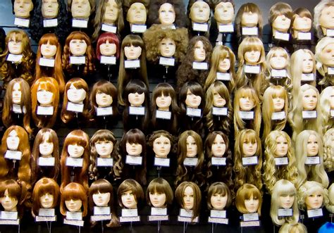 Types Of Human Hair by File Types Of Human Hair Wigs Jpg Wikimedia Commons