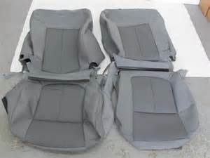 Seat Covers Oem 2011 2014 Ford F150 Truck Oem Original Cloth Seat Cover