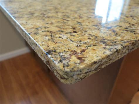 Flat Countertop by Flat Edge Granite Countertop Deer Peak Kitchen Design