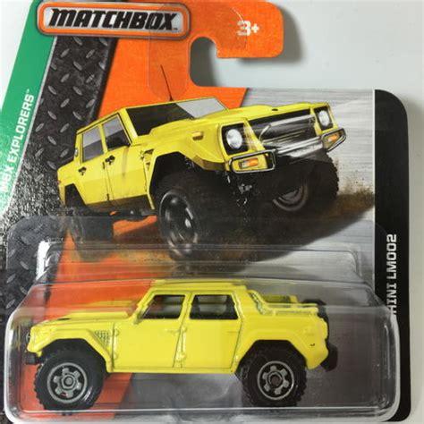 matchbox lamborghini lm002 models matchbox lamborghini lm002 2015 matchbox mbx