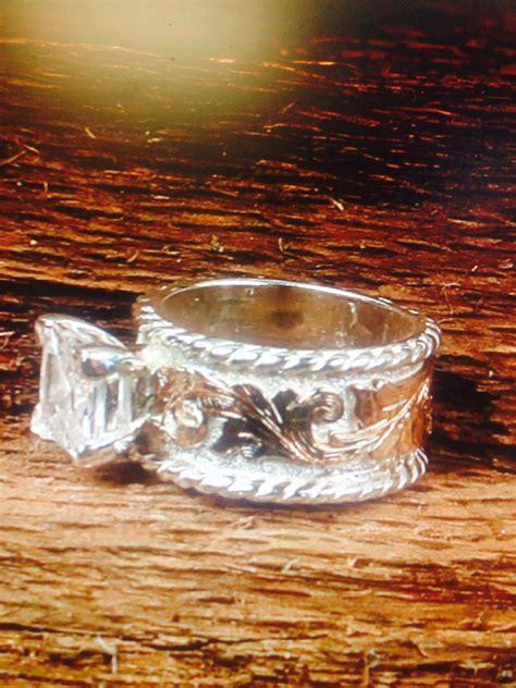 fanning jewelry wedding rings western wedding ring fanning jewelry ideas for my kids