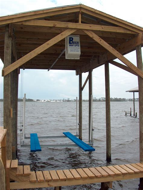 boat house lift boat house lifts