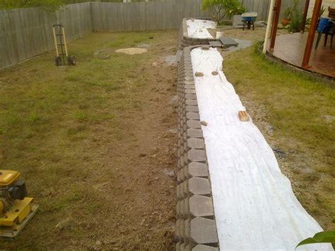 boral garden wall retaining walls we r paving