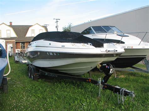 larson boats escape 234 2011 larson escape 234 power boat for sale www