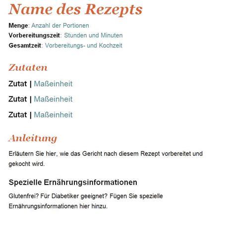 Word Vorlage Rezept Rezept Karten Vorlage Word Vorlagen Word Vorlagen Kostenlos Microsoft Word Vorlagen