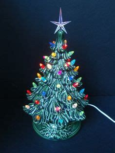 large plastic table size christmas trees that light up 1000 images about ceramic trees on ceramic trees vintage