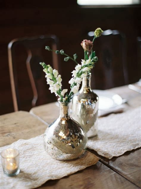 Silver Vase Centerpieces by Wedding Centerpieces Wedding Flower Pictures The