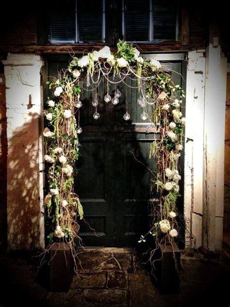 Wedding Arch Anchors by Indian Hindu Mandap Arbor Huppah Drape Wedding