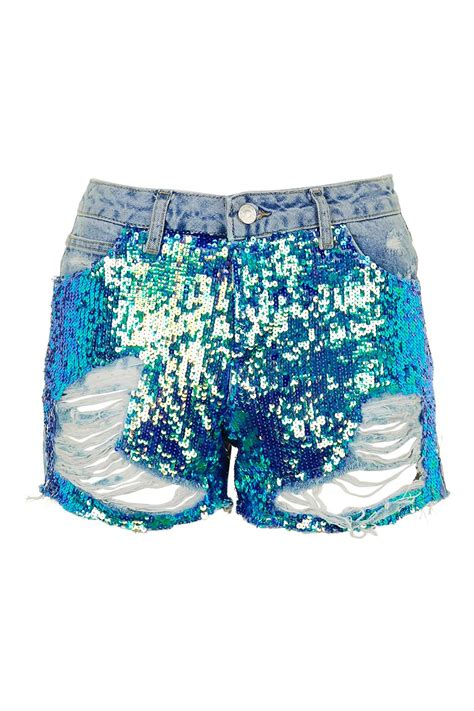 beaded shorts moto sequin shorts sale sale offers topshop