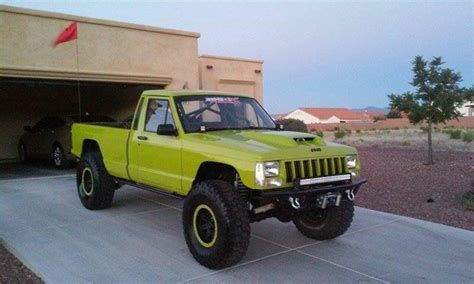 1988 lifted jeep comanche lifted jeep comanche 4x4 build ideas truck pics