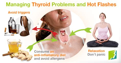 can thyroid problems cause mood swings managing thyroid problems and hot flashes