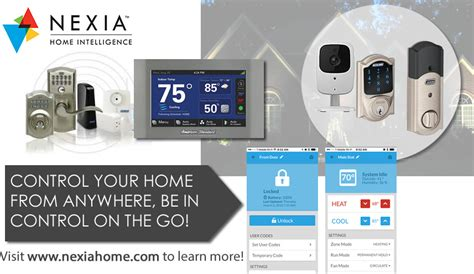 kellam mechanical and nexia smart home automation