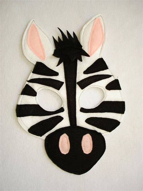Zebra Paper Plate Craft - best 25 zebra mask ideas on zebra craft
