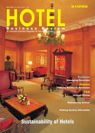 hotel business review  june   magazine
