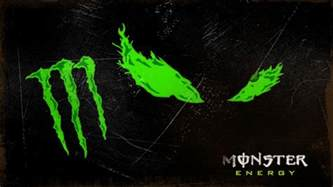 monster logo wallpapers wallpaper cave