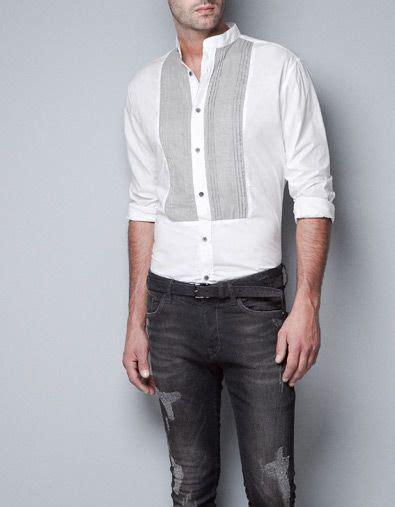 Kemeja Formal Zara 296 Blue best 25 white shirt ideas on classic