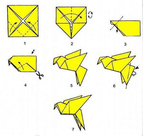 tutorial origami simple best 25 origami birds ideas on pinterest origami bird