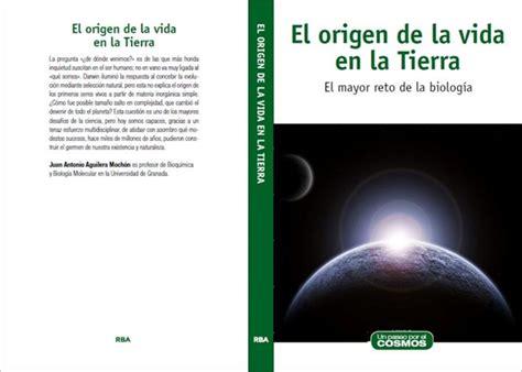 libro el origen de la libro origen de la vida antonio lazcano pdf