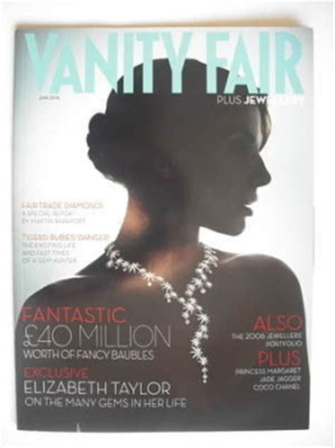 Vanity Fair March 2006 Cover by Vanity Fair Magazine Back Issues Uk For Sale Page 3