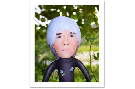 Yessssstalking Napoleon And Andy Dolls by Andy Warhol Design Doll Original Gift Idea