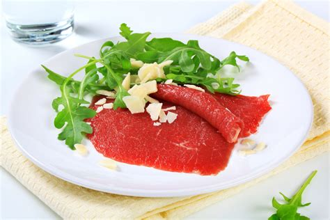 what is carpaccio culinary definition
