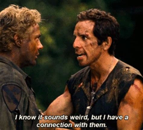 Tropic Thunder Meme - the dream is collapsing letsgetdowney tropic thunder