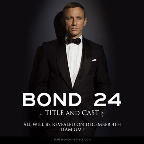 new james bond film age rating new james bond movie to be called spectre release date