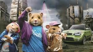 Kia Soul Hamster Hip Hop Hamsters Help Kia Outpace Industry