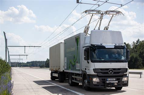 electric truck ehighway siemens global website