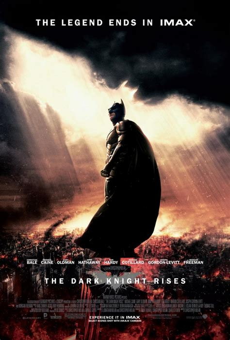 Dark Posters by The Dark Knight Rises Poster For Imax Theaters Collider