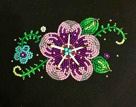 beadwork flowers beading our identity the flower beadwork
