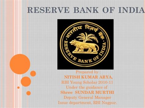 where is reserve bank of india reserve bank of india