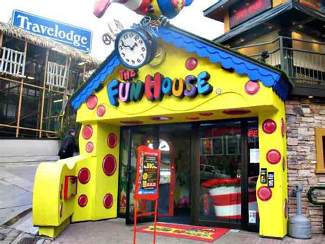 kids fun house niagara falls pictures and video