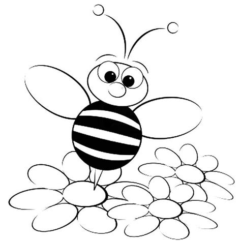 bee color bumble bee hive coloring pages sketch coloring page