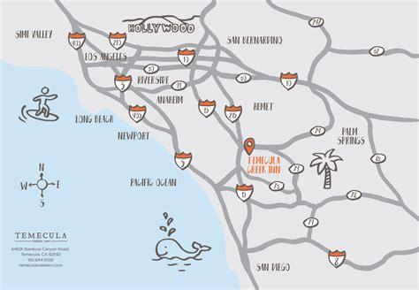 map of temecula temecula golf resort hotels near temecula wineries