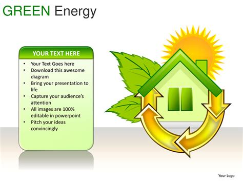 green energy powerpoint template green energy powerpoint presentation templates