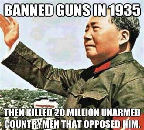 Pro Gun Control Meme - why history is the best teacher on gun control meme