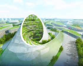 Energy Green Building Architects Unveil Amazing Energy Generating
