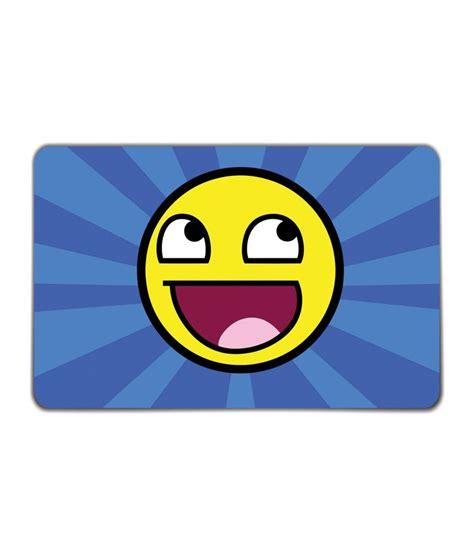 Mousepad Smiley 1 mousepad happy smiley mouse pad buy mousepad happy smiley mouse pad