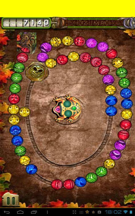 Игры на андроид zuma скачать бесплатно