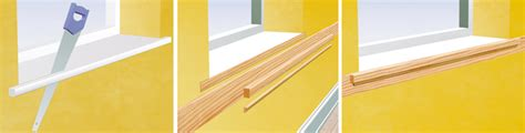 fensterbank innen montieren wandvert 228 felung aus holz wandverkleidung selbst de
