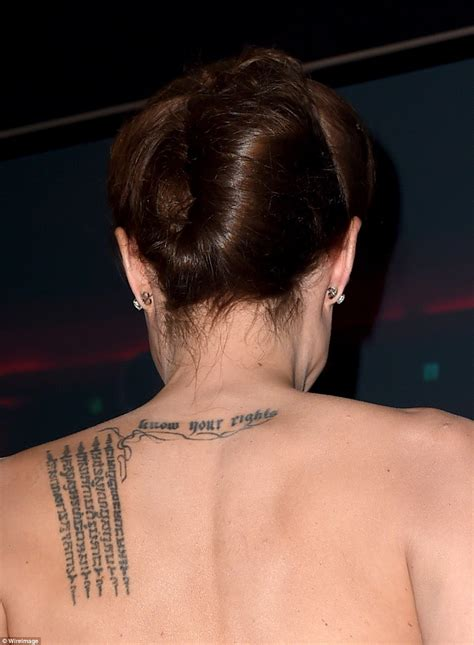 tomb raider tattoo 40 year get three new buddhist tattoos