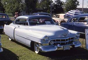 1952 Cadillac Coupe 1952 Cadillac Series 62 Coupe Hardtop Flickr